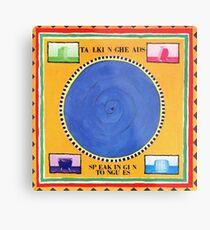 Talking Heads - Sprechen in Zungen Metalldruck