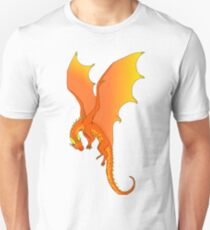 Brightness - Orange Dragon T-Shirt