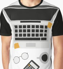 computer,graphic artist Graphic T-Shirt