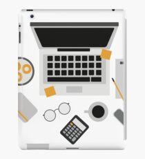 computer,graphic artist iPad Case/Skin