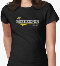 Beekeeper Shirt Women's Fitted T-Shirt