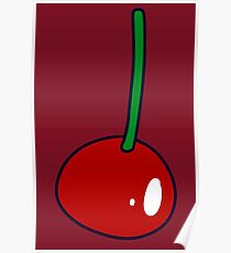 Single Cherry Poster