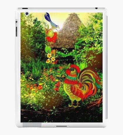 Ukrainian fairytale  iPad Case/Skin