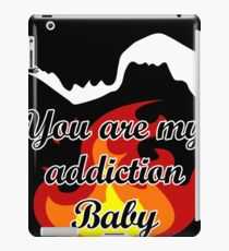 Passionate Fire T Shirt  iPad Case/Skin