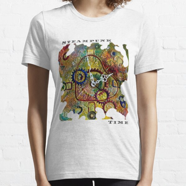 STEAMPUNK LOVE - STEAMPUNK TIME  Essential T-Shirt