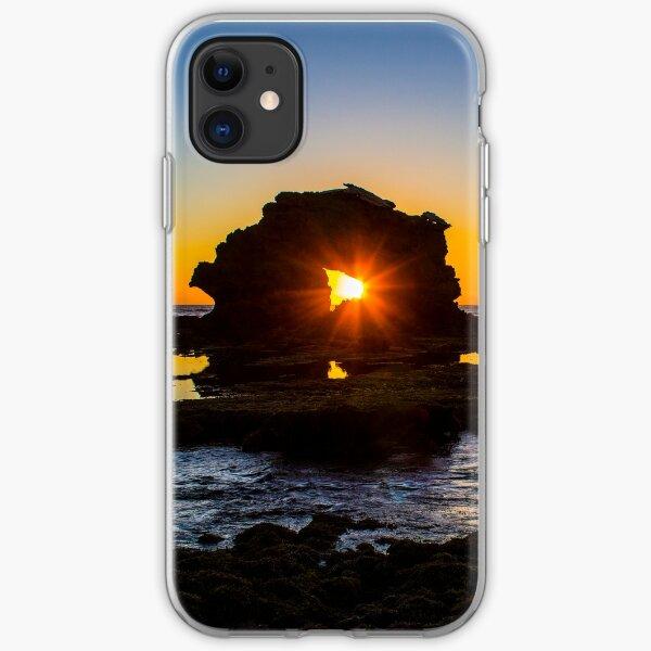 Bridgewater Bay, Blairgowrie, Mornington Peninsula, Victoria, iPhone Soft Case