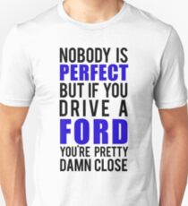 Ford Owners  T-Shirt