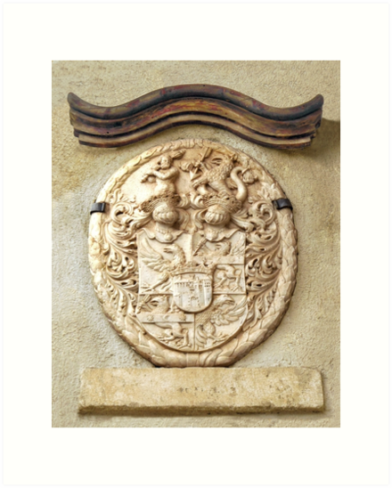 Genetti Family Coat-of-Arms by GenettiFamily