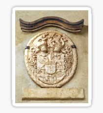 Genetti Family Coat-of-Arms Sticker