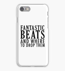 Calvin Harris Potter iPhone Case/Skin