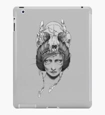 Skull Queen  iPad Case/Skin