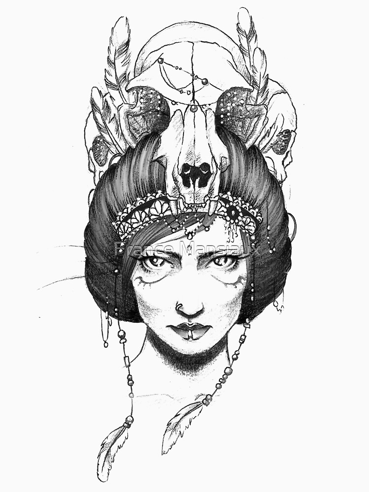 Skull Queen  by FranceMSX