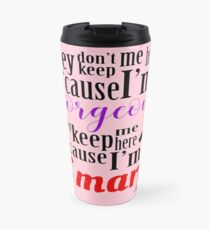 Judge Judy Travel Mug