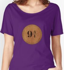 Nine and three quarters Women's Relaxed Fit T-Shirt