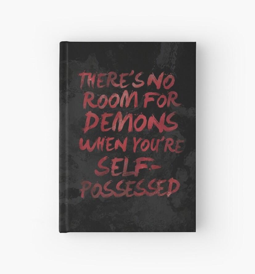 Self-Possessed - Carrie Fisher Memorial Journal by carriediaries