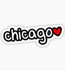 Chicago ❤ Sticker