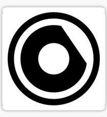 Protocol Recordings Sticker