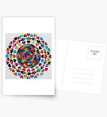 Arty Greeting Card