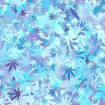 Marijuana Cannabis Weed Pot Cool Breeze by MarijuanaTshirt