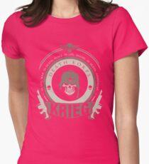 KRIEG - BATTLE EDITION Womens Fitted T-Shirt