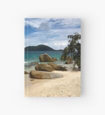 View from Fitzroy Island Hardcover Journal