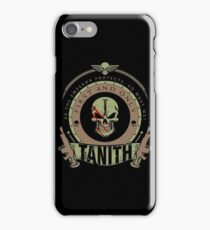 TANITH - BATTLE EDITION iPhone Case/Skin