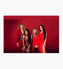Fifth Harmony 2017!! Photographic Print