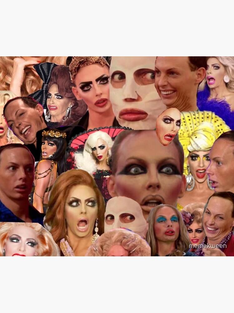 Alyssa Edwards-Collage von memekween