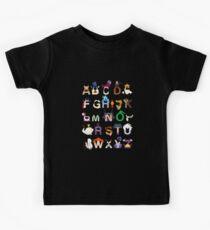 Evil-phabet Kids Clothes