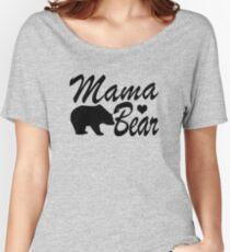 Mama Bear Women's Relaxed Fit T-Shirt