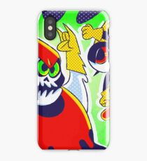 The Wrong Characters iPhone Case/Skin