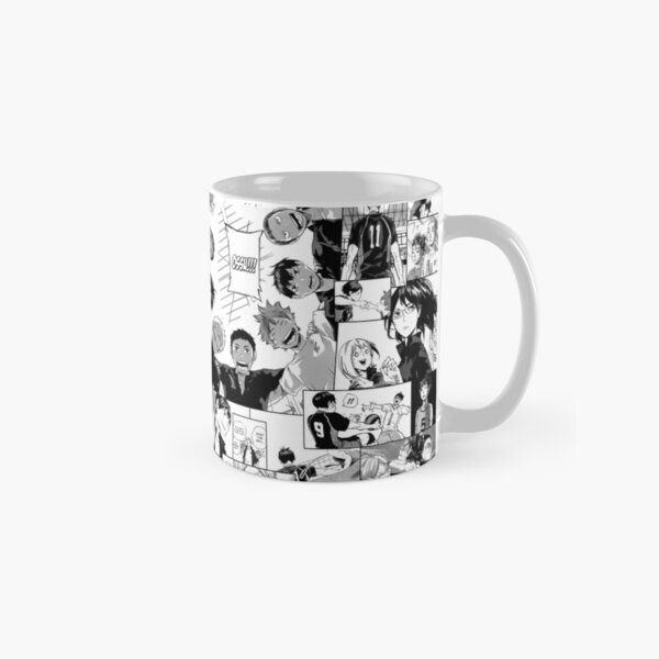 Haikyuu!! Karasuno Collage Classic Mug