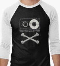 Pirate Music Men's Baseball ¾ T-Shirt
