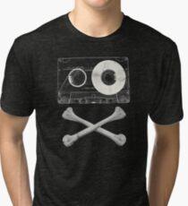 Pirate Music Tri-blend T-Shirt