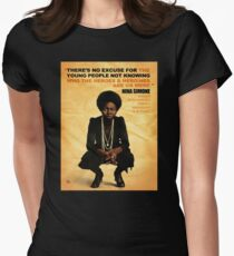 Nina Simone No Excuse Women's Fitted T-Shirt
