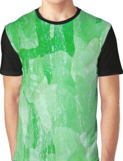 Jade Stone Texture – Graphic Tee Graphic T-Shirt