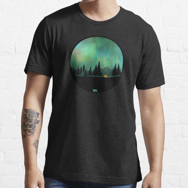 Aurora Borealis  Essential T-Shirt