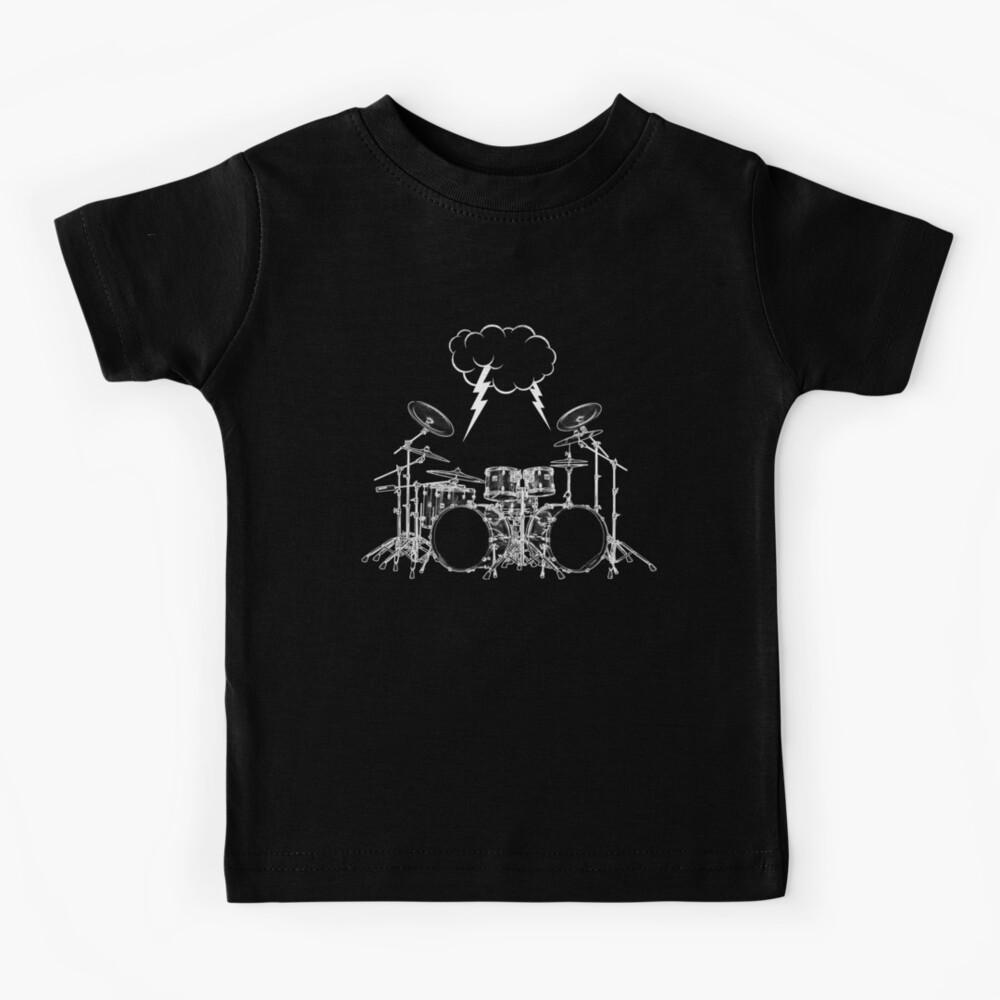 Drums #4 Kids T-Shirt