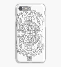 Mandala pattern iPhone Case/Skin