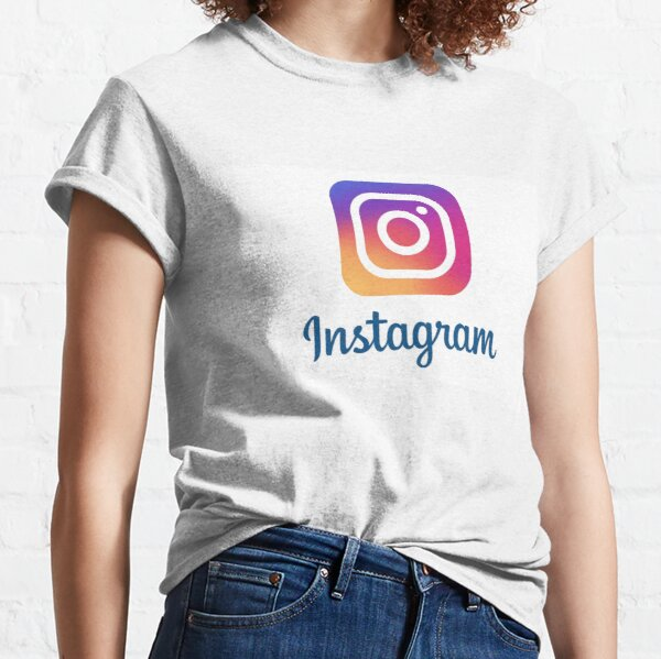 Instagram Classic T-Shirt