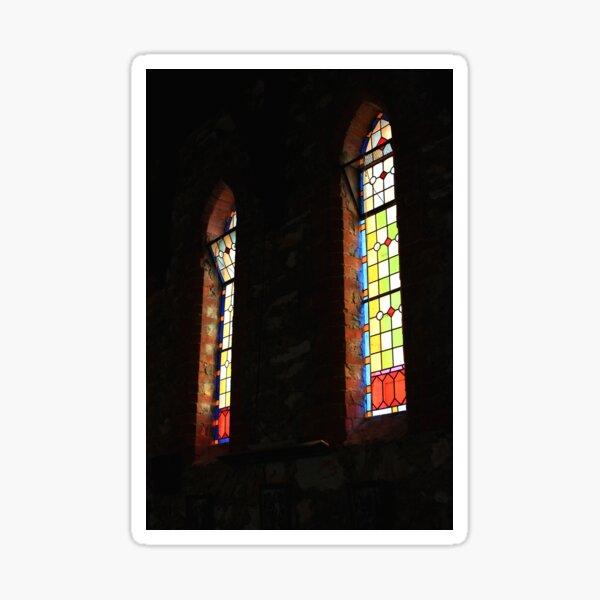 Quorn SA ~ lead light duo Sticker