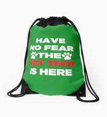 The Vet Tech Drawstring Bag