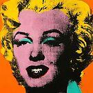 Warhol Marilyn by depsn1