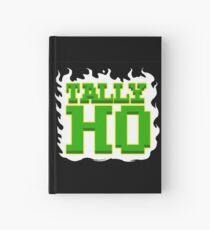 TALLY HO!! Hardcover Journal