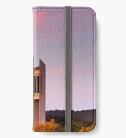 The National Carillon iPhone Wallet