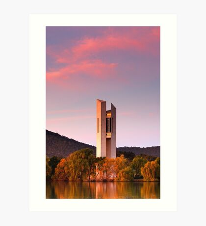 The National Carillon Art Print