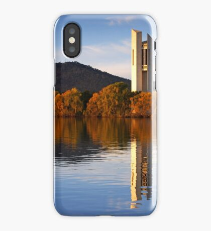 National Carillon Canberra iPhone Case