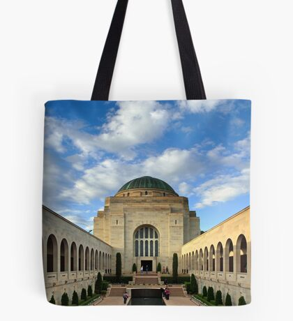 Australian War Memorial Tote Bag