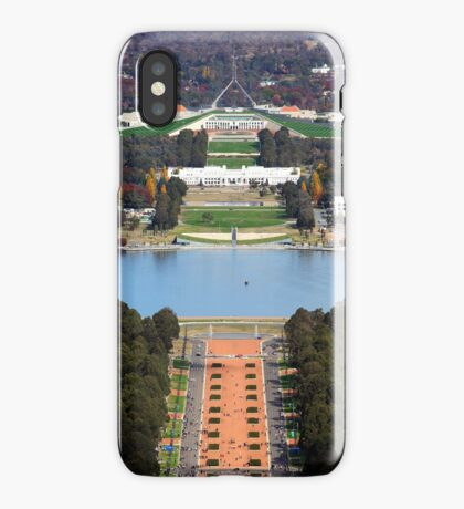 Anzac Parade - Canberra iPhone Case