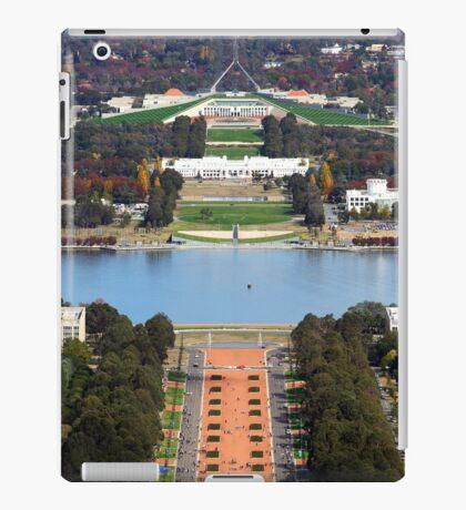 Anzac Parade - Canberra iPad Case/Skin